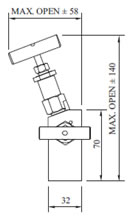 Manifold - R - 5 Way-02 (Direct Mounting) Diagram2